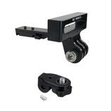 ボルトクランプ3+カメラアダプターセット1/4カメラ用