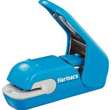 Harinacs PRESS TYPE – the Mercedes of stapleless staplers – keeps a max. of 4-6 pages together