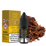 POD SALT Havanna Gold 20 mg Nikotinsalz Liquid