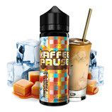 Karamell Frappe Ice 20 ml Longfill Aroma- Kaffeepause by Steamshots