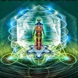 Soin Quantique du Corps-Mental-Esprit / Méthode des 2 Points