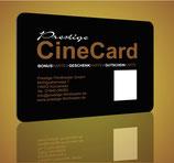 CineCard mit 50 € Aufladung