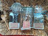 Leaves & Berries Geschenkkorb aus Seegras (gross)