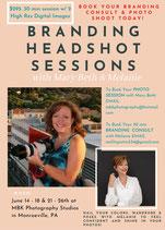 Branding Photo Shoot Session!