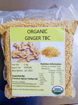 Ginger Ground Organic