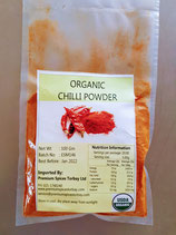 Chili Powder Organic