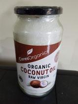 Organic Coconut Oil Raw Vergin 900g