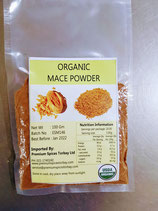 Mace Ground Organic 100g