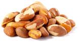 Brazil Nuts Whole Kernel, organic