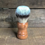 Cherry and Synthetic Badger Shaving Brush