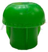 単管キャップ緑(48.6φ用)600個セット
