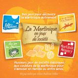 La Martinique en jeux de société EPUISE