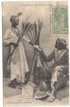MARCHANDES DE BALAIS (50x70)