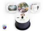 CD o DVD personalizzati