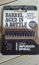 American White Oak Infusion Spiral für die Flasche, 1 Stück