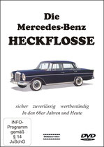 "DVD ""The Mercedes-Benz Fintail"""