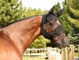 Kerbl Fliegenmaske mit Ohren- und Nüsternschutz