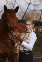 haukeschmidt Reithandschuh -Arabella-