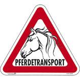 Aufkleber -Pferdetransport-