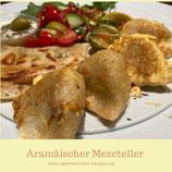 1. Aramäischer Teller