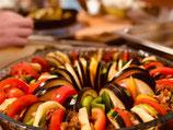 21. Malsum gereihtes Gemüse vegi, 22. Malsum, gereihtes Gemüse mit Köfte (Rindfleisch CH)