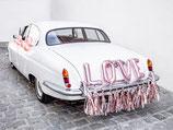 Autodekoration LOVE rose-gold