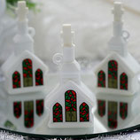Wedding Bubbles Kirche (24 Stück)