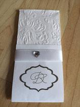 Tasche mit Logo für die Freudentränen