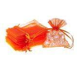 Organzasäckchen - Orange