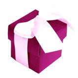 Kartonage Box 2 teilig 5 x 5 x 5 cm