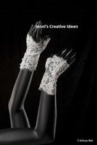 Braut Handschuhe aus Spitze