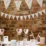"With Love ""Candy Buffet"" Banner"