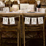 "With Love ""Mr. und Mrs. Banner"
