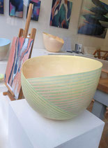 Carved Overlapping Bowl - £550