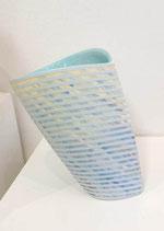 Sloping Vase - £95