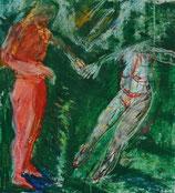 'Leaving the Garden' - £395