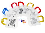Ref. 27196 Pack 7 bolsas colorear surtido
