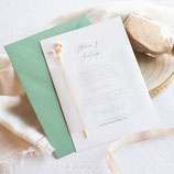 Invitación boda Nina
