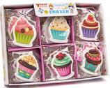 Goma borrar cupcake Ref. 24083