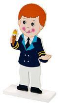 Figura pastel Almirante REF. 24014