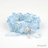 Ref. A403.03 Liga azul perlas