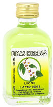 Licor Finas Hierbas 50ml Ref. 23537