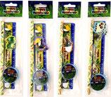 Set piezas papeleria animales Ref. 8686 surtido