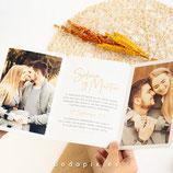 Invitación boda Toscana