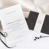 Invitación boda  Arrows