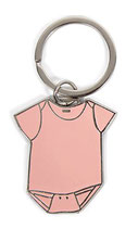 Ref. 6560 Llavero body rosa