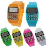 Reloj surtido calculadora Ref. 2719