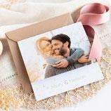 Invitación boda Polaroid