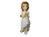 Ref. 8549 Figura pastel trenza niña