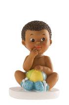 Ref. 6542 Figura pastel bebé niño